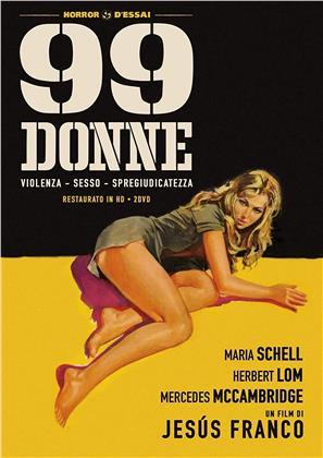 99 donne (1969) (Horror d'Essai, Restaurato in HD, 2 DVD)