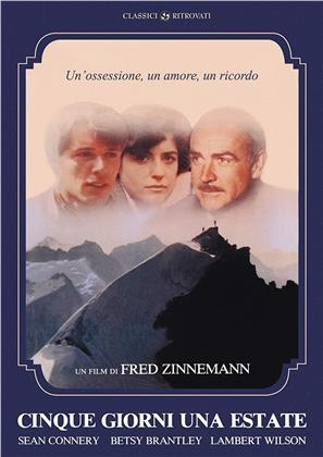 Cinque giorni una estate (1982) (Classici Ritrovati)