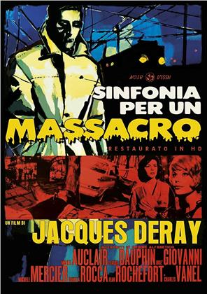 Sinfonia per un massacro (1963) (Noir d'Essai, Restaurato in HD, n/b)