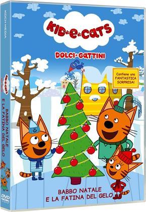 Kid-E-Cats - Dolci gattini - Babbo Natale e la Fatina del Gelo