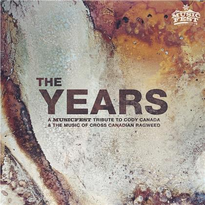 Years: A Musicfest Tribute To Cody Canada (2 LPs)