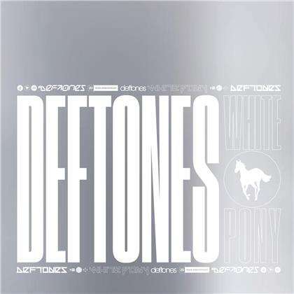 Deftones - White Pony (2021 Reissue, 20th Anniversary Edition, Deluxe Edition, 4 LPs + 2 CDs)