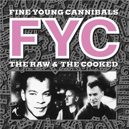 Fine Young Cannibals - The Raw & The Cooked (2021 Reissue, Digipack, 2 CDs)
