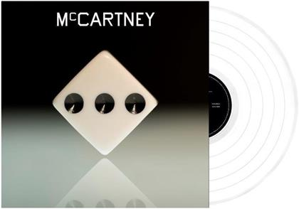 Paul McCartney - McCartney III (CH Exclusive, Limited Edition, White Vinyl, LP)