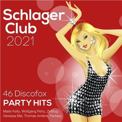 Schlager Club 2021 (2 CDs)