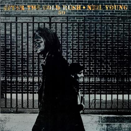 "Neil Young - After The Gold Rush (2021 Reissue, 50th Anniversary Edition, LP + 7"" Single)"