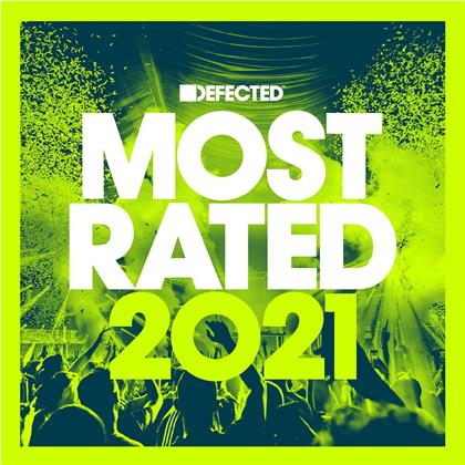 Defected Presents Most Rated 2021 (3 CDs)