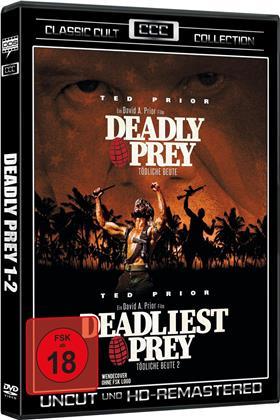 Deadly Prey 1-2 - Deadly Prey / Deadliest Prey (HD-Remastered, Classic Cult Collection, Uncut)