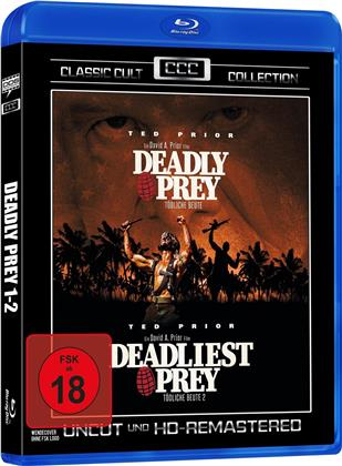 Deadly Prey 1-2 - Deadly Prey / Deadliest Prey (HD-Remastered, Classic Cult Collection, Uncut)
