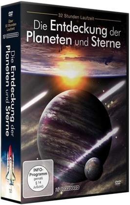 Die Entdeckung der Planeten und Sterne (10 DVDs)
