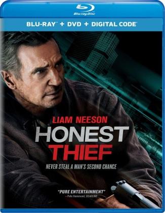 Honest Thief (2020) (Blu-ray + DVD)