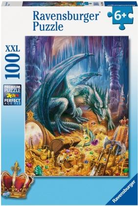 Der Höhlendrache - 100 XXL-Teile