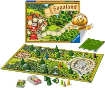 Sagaland 40 Jahre Jubiläumsedition (Spiel)