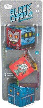 Block Chain - Roboter (Spiel)