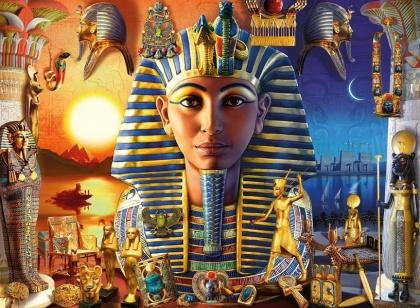 Im Alten Ägypten - 300 XXL-Teile Puzzle