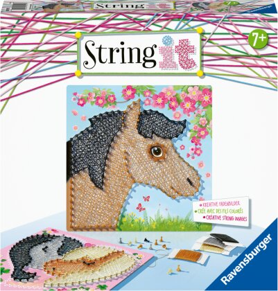 String it Midi Horses