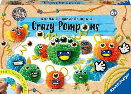 Be Creative Crazy Pompons