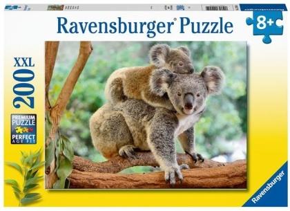 Koalafamilie - 200 XXL-Teile Puzzle
