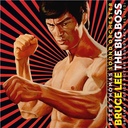 Peter Thomas Sound Orchester - Bruce Lee: The Big Boss