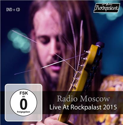 Radio Moscow - Live At Rockpalast 2015 (CD + DVD)