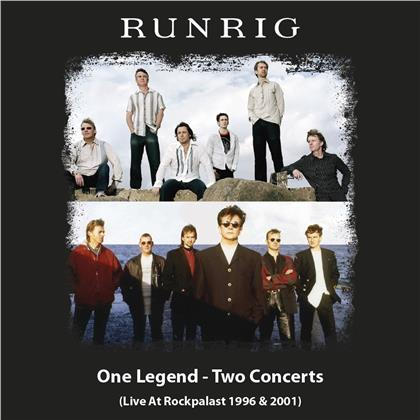 Runrig - One Legend - Two Concerts (Live At Rockpalast) (CD + DVD)