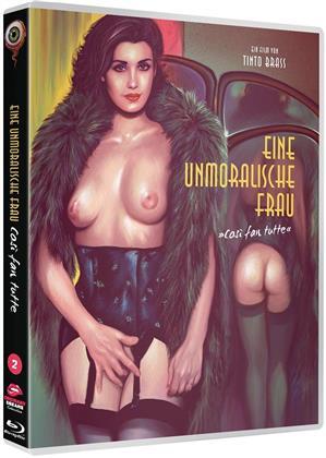 Eine unmoralische Frau - Così fan tutte (1992) (Ordinary Dreams Collection, Uncut, 2 Blu-rays)
