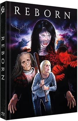 Reborn (2018) (Cover B, Limited Edition, Mediabook, Uncut, Blu-ray + DVD)
