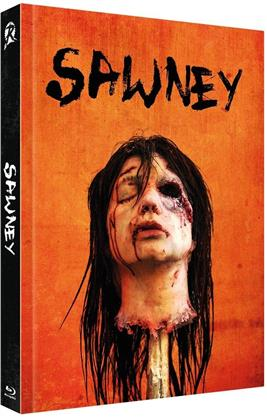Sawney - Flesh of Man (2012) (Cover A, Limited Edition, Mediabook, Uncut, Blu-ray + DVD)