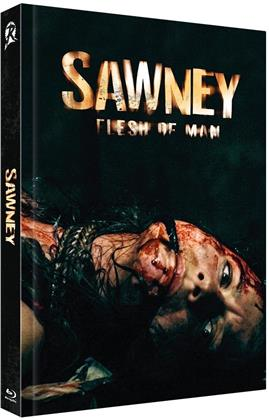 Sawney - Flesh of Man (2012) (Cover C, Limited Edition, Mediabook, Uncut, Blu-ray + DVD)