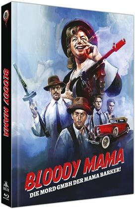 Bloody Mama (1970) (Cover C, Limited Collector's Edition, Mediabook, Blu-ray + DVD)