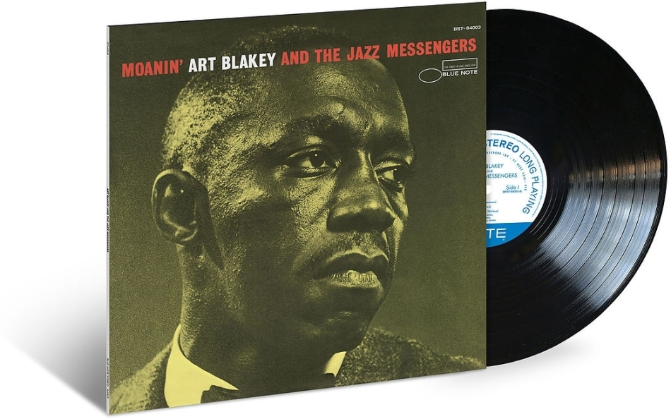 Art Blakey - Moanin (2021 Reissue, Blue Note, LP)