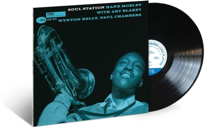 Hank Mobley - Soul Station (2021 Reissue, Blue Note, LP)