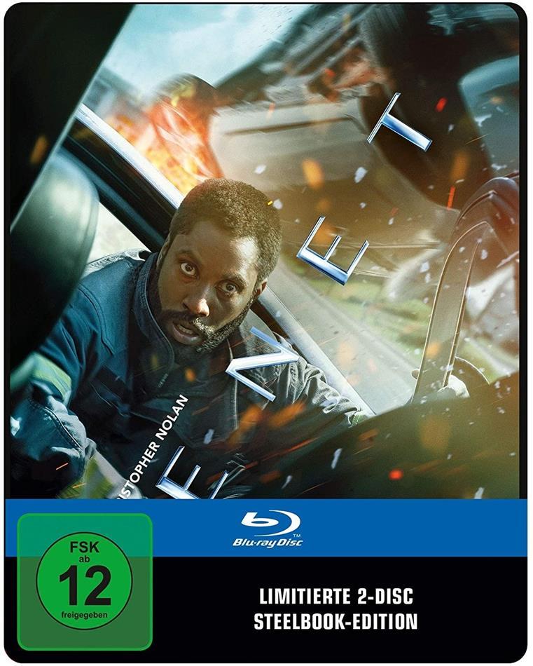 Tenet (2020) (Limited Edition, Steelbook)