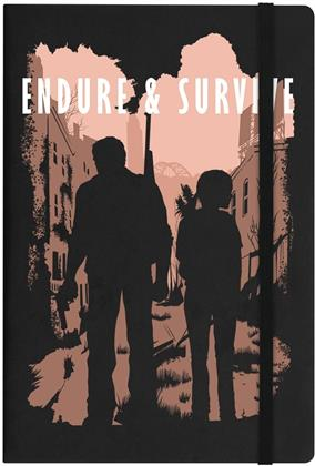 Endure & Survive - A5 Hard Cover Notebook