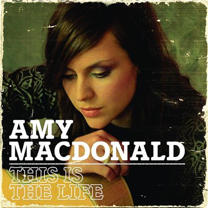 Amy MacDonald - This Is The Life (2020 Reissue, Music On Vinyl, LP)