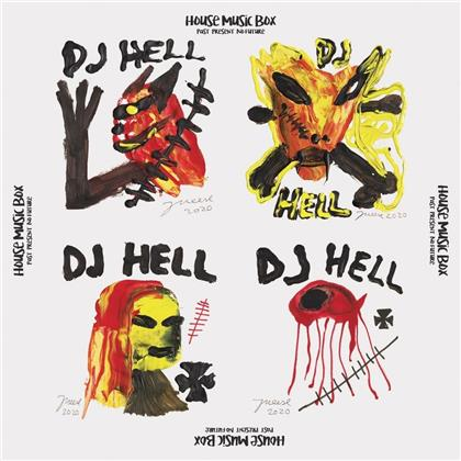 DJ Hell - House Music Box (Past / Present / No Future) (2 LPs)
