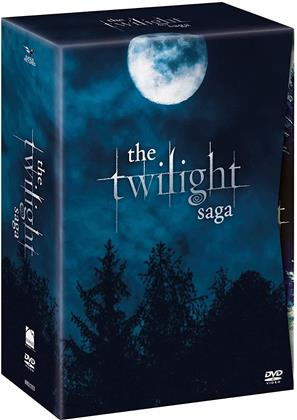 The Twilight Saga - Exclusive Collection (Digibook, 12 DVDs)