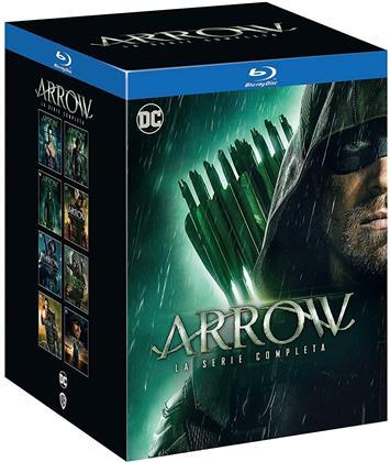 Arrow - La Serie Completa - Stagioni 1-8 (30 Blu-ray)