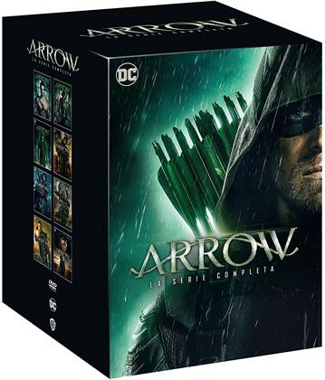 Arrow - La Serie Completa - Stagioni 1-8 (38 DVDs)