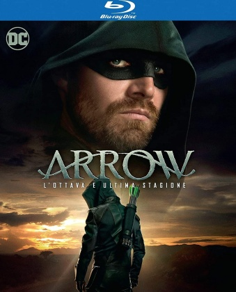 Arrow - Stagione 8 (2 Blu-rays)