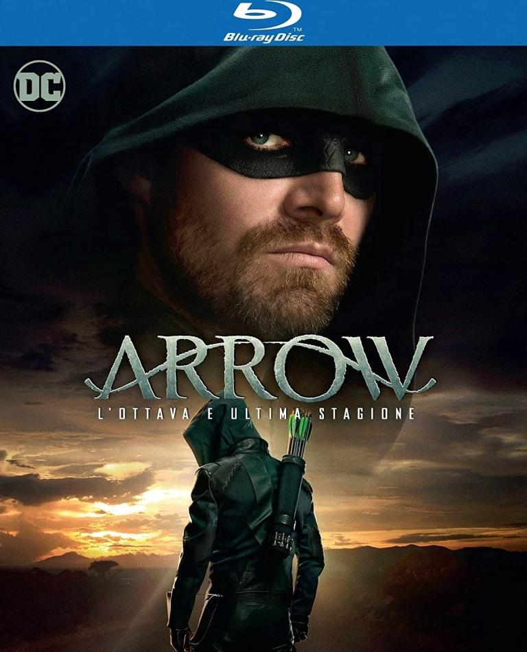 Arrow - Stagione 8 (2 Blu-rays)