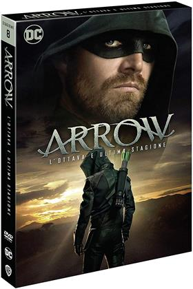 Arrow - Stagione 8 (3 DVDs)