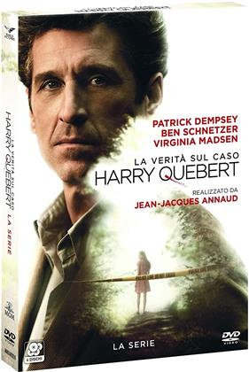 La verità sul caso Harry Quebert - Miniserie (2018) (Neuauflage, 4 DVDs)