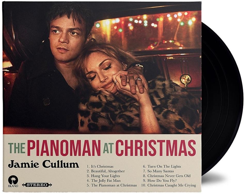 Jamie Cullum - Pianoman At Christmas (LP)