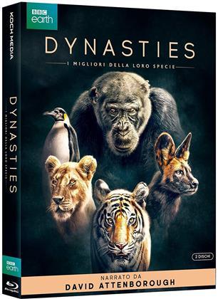 Dynasties - I migliori della loro specie (2018) (BBC Earth, 2 Blu-rays)