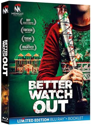Better Watch Out (2016) (Edizione Limitata)