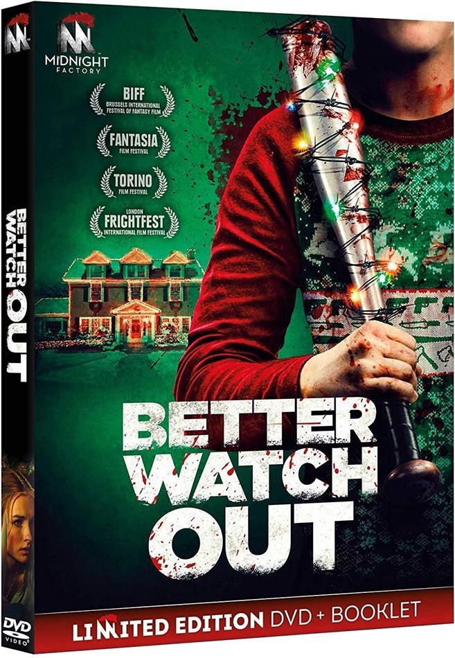 Better Watch Out (2016) (Edizione Limitata)