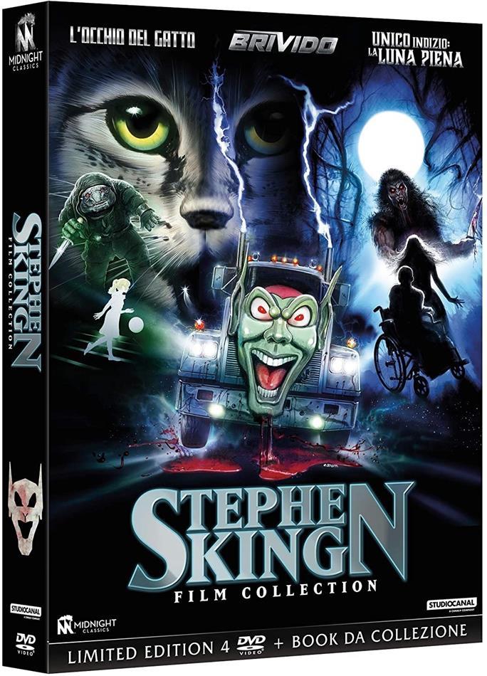 Stephen King Film Collection (Edizione Limitata, 4 DVD)