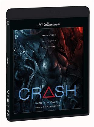 Crash (1996) (Il Collezionista, Edizione Restaurata, Blu-ray + DVD)