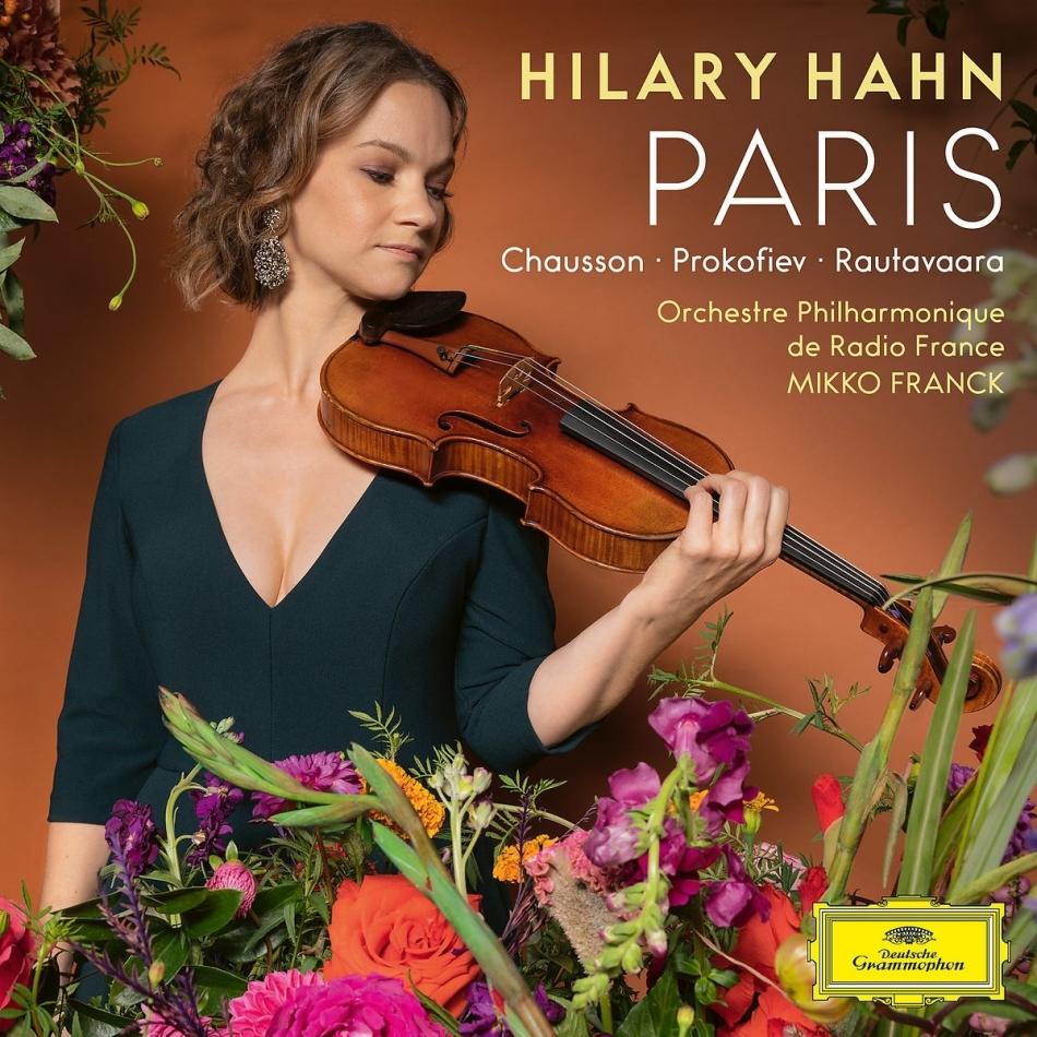 Hilary Hahn & Mikko Franck - Paris